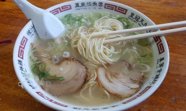 Fukuoka : Hakata ramen