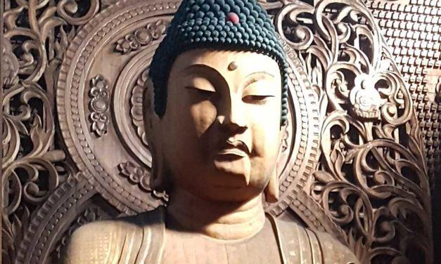 Le temple Tochoji – Fukuoka