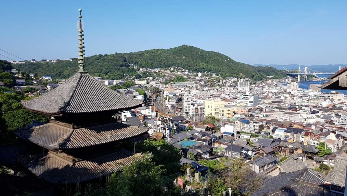 Panorama d'Onomichi