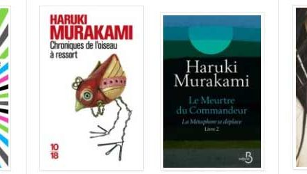 Les 10 meilleurs livres de Haruki Murakami