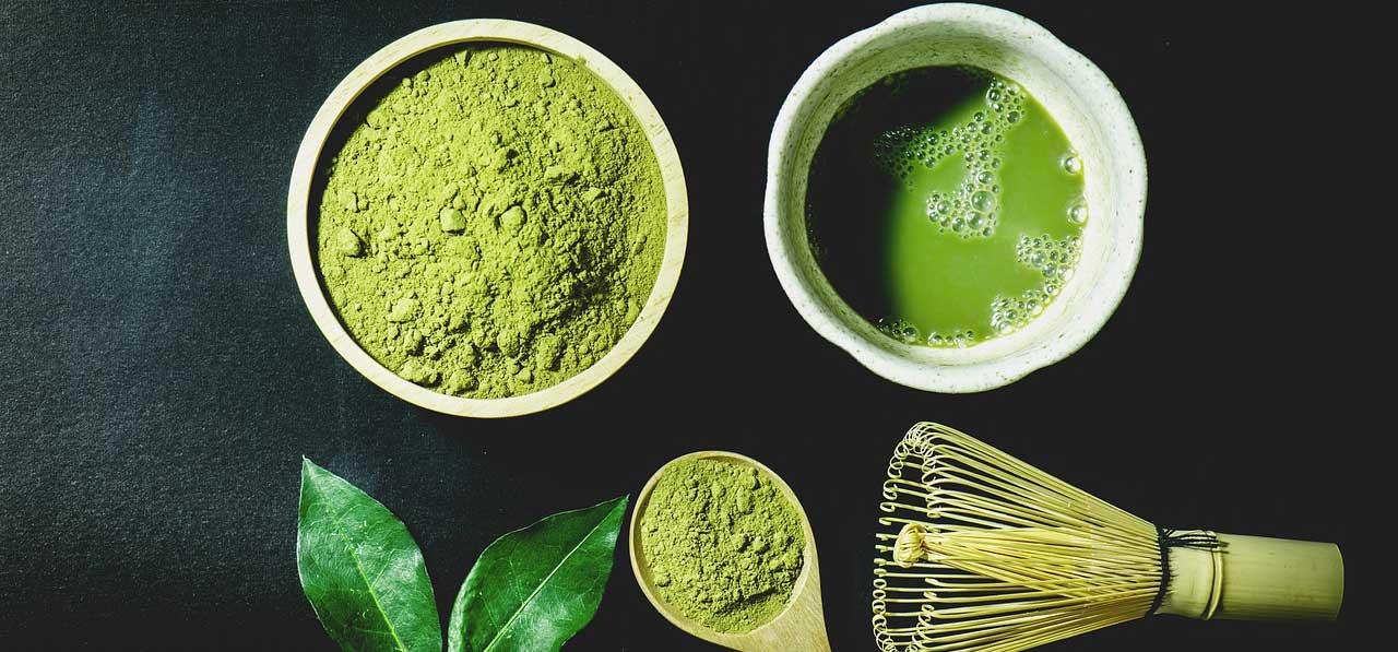 Les types de thé au Japon