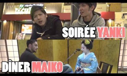 Vlog KYOTO & OSAKA entre GEISHA & YANKI