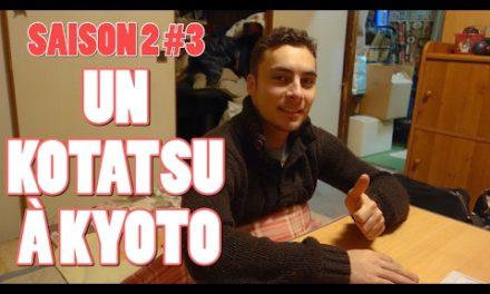 ICHIBAN JAPAN – Saison 2 Épisode 3 : UN KOTATSU A KYOTO – Documentaire Japon