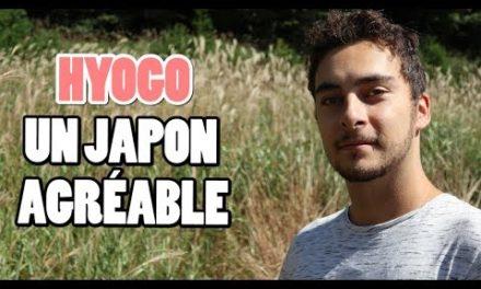 HYOGO, un Japon agréable