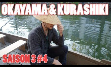 ICHIBAN JAPAN – Saison 3 Épisode 4  : Okayama et Kurashiki