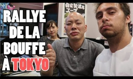 Rallye de la Bouffe à TOKYO