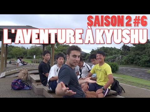 ICHIBAN JAPAN – Saison 2 Épisode 6 : L'AVENTURE À KYUSHU – Documentaire Japon