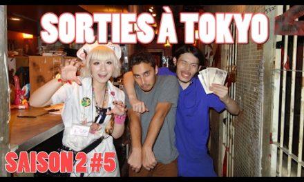 ICHIBAN JAPAN – Saison 2 Épisode 5 : SORTIES A TOKYO – Documentaire Japon