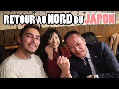 Retour au NORD DU JAPON (Flashback #2)