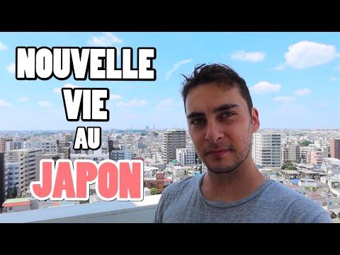 Ma nouvelle vie au Japon : travail, appart, projets (Balade FAQ #7)