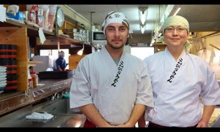Une journée dans un resto de nouilles au Japon