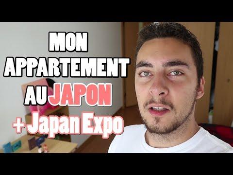 Mon nouvel appartement au Japon