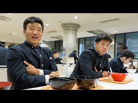 Une journée dans un lycée sportif au Japon