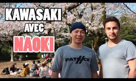 KAWASAKI, la ville de Naoki