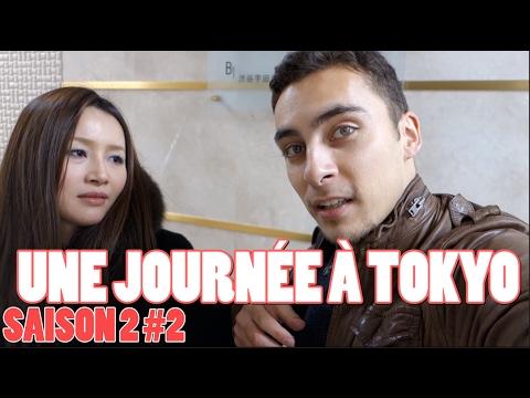 ICHIBAN JAPAN – Saison 2 Épisode 2 : UNE JOURNÉE À TOKYO – Documentaire Japon