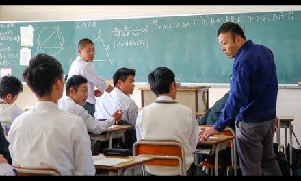 Une journée dans un lycée professionnel au Japon
