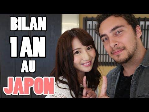 Bilan 1 AN AU JAPON + La suite (Balade FAQ #5)