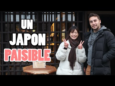 GIFU et KANAZAWA, un Japon paisible