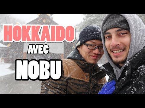 HOKKAIDO avec NOBU