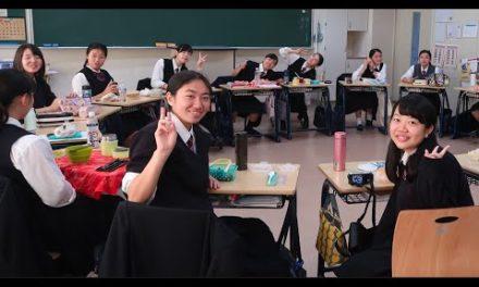 Une journée dans un lycée pour filles au Japon