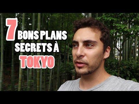 7 bons plans secrets à Tokyo