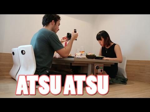 Les Restos d'Ichiban #1 ATSU ATSU, restaurant japonais à Paris