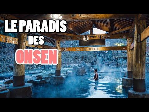 GUNMA, le paradis des Onsen