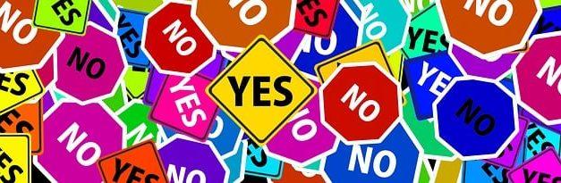 Comment dire oui et non en japonais